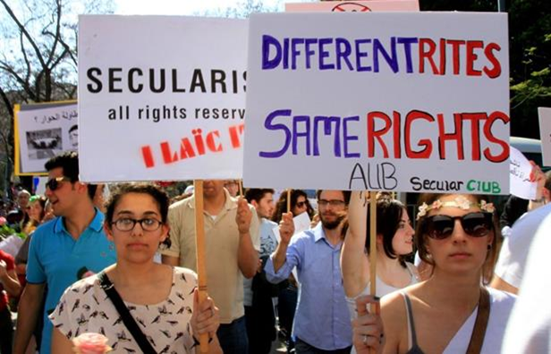 Different rights same rights